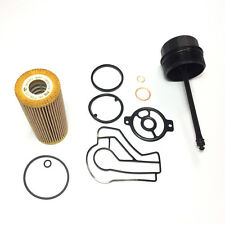 VW CRAFTER VW LT 30-35 / 30-50 2.5 TDI OIL / FILTER + HOUSING GASKET KIT + COVER