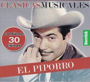 El Piporro 30 Exitos Clasicas Musicales 2CD New Nuevo