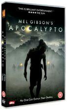 Apocalypto 5051429101118 With Raoul Trujillo DVD Region 2