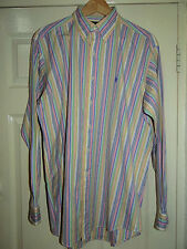 Ralph Lauren Loose Fit Striped Casual Shirts & Tops for Men