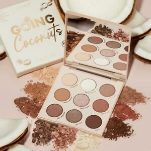 100% Genuine ColourPop Eyeshadow Palette  GOING COCONUTS - Brand New
