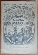 Han van Meegeren - Het geval van Meegeren - Ton van Tast - Kompas -