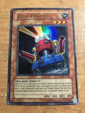 CARD TROOPER ULTRA RARE DLG1-EN107 MODERATE PLAY YUGIOH