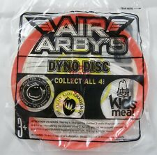 Arby's Kids Meal Air Arby's Dyno Disc - New in Package - 2008