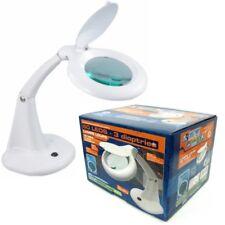 Lampe loupe à poser 60 Leds Electris LUX124-LED