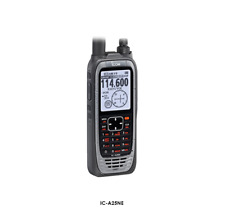 Icom Ic-a25ne With Built-in GPS and Built in Bluetooth Australia