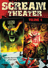 Scream Theater Double Feature, Vol. 4: Legend of the Witches/Ci (2012 (RÉGION 1)