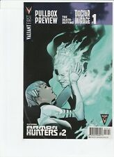 DOCTOR MIRAGE SECOND LIVES # 1 PREVIEW PULL BOX !! 2015 OPTIONED !! .99 AUCTION
