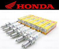 Set of (6) NGK DPR6EA-9 Spark Plugs Honda (See Fitment Chart) #98069-56926