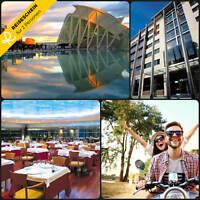 4 Tage 2P Valencia Sapnien 4 Sterne Hotel Reisegutschein Wochenende Kurzreise