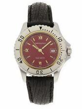 Hamilton Sub 660ft Vintage Reloj de Pulsera Analógico de Mujer Acero y Oro
