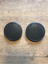 7700832057 // M 99-03 Renault Megane Mk1 Front Door Panel Speaker Cover