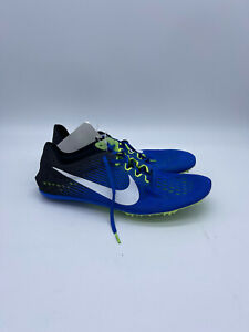 Nike Zoom Victory 3 Blue 835997-413 SIZE 13-TRACKBAG AND SCREW TOOL INCLUDED
