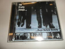 Cd   The Pretty Things  – Rage Before Beauty