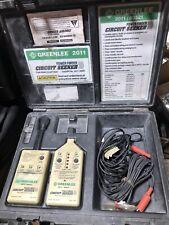 GreenLee 2011/00521 Power Finder Circuit Seeker