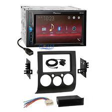 Pioneer 2018 USB Multimedia Stereo Dash Kit Harness for 2004+ Mitsubishi Galant