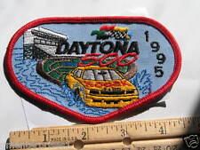1995 Daytona 500 Kodak Racing Patch