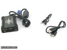 Connects2 ctapgusb010 Usb / Aux 3.5 mm / Sd Adaptador Peugeot 406 02 sobre