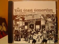 WEST COAST CONSORTIUM Mr. Umbrella Man CD/UK Psych 1967-1969/Wooden Hill