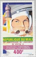 MALI 1983 946 C469 20th Ann Vostok VI Valentina Tereshkova Space Weltraum MNH