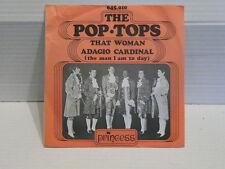 THE POP TOPS That woman / agagio cardinal 645010