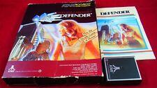 Atari XL:  Defender - Atari 1982