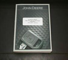John Deere 7220 7320 7520 7420 Tractor Diagnostic Service Manual Tm2047