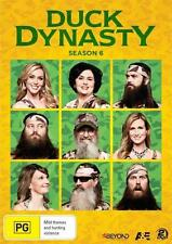 Duck Dynasty Season 6 : NEW DVD