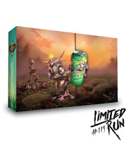 Limited Run #119 Munch's Oddysee Collector's Box NEW SEALED