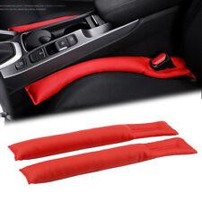 2pc  Car Seat Cover Gap Filler Pad Fit for BMW ///Performance Blocker M-color