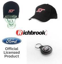 Richbrook Ford Focus Fiesta ST Car Logo Baseball Cap, Beanie Hat & Keyring Set