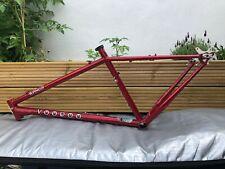 Voodoo Wanga One - Medium - Candy Apply Red - Steel Hard Tail MTB Frame