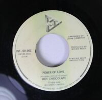 Soul 45 Hot Chocolate - Power Of Love / Every 1S A Winner On Rak Records