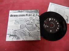 """PAVEMENT Demolition pilot 7"""" + insert USA 1990's INDIE EX"""