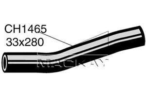 Mackay CH1465 UPPER Radiator Hose FITS Mitsubishi Express L300 SC 1.8L