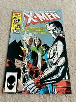 Uncanny X-Men #210, VF/NM 9.0, First Appearance Marauders (Shadow)