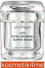 Faltenfüller als Maske-Anti-Aging-Gesichtspflege für reife Haut