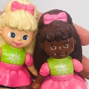 McDonalds Sally Secrets Doll Set 1993 Totally Toy Holiday Vintage 1990s Toys