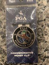 2019 Pga Championship Ahead Commemorative Money Clip Bethpage Black