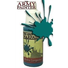 Army Painter BNIB Warpaint - Hydra Turquoise