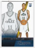 2014-15 Panini Prestige #165 Dante Exum Utah Jazz Rookie Basketball Card RC