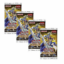 Yu-Gi-Oh Cards: Duelist Pack Rivals of the Pharaoh - 4 Sealed Booster Packs DPRP