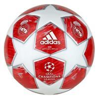 Ball Real Madrid Original Adidas Mini Saison 2018 2019 Rot Weiß Aufgeblasen