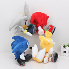 Set of 5 NEW Stuffed Plush Toys Sonic the Hedgehog