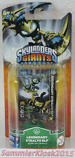 Legendary Stealth Elf Skylanders Giants Figur Leben exclusive limited Neu OVP