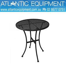 Steel Round Patio & Garden Tables