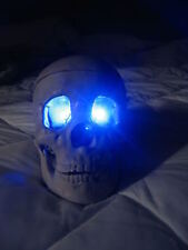 Blue LED Eyes Halloween prop use for jawa monster ghost skull costume and more