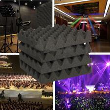 """19""""x19""""X1"""" Studio Acoustic Absorption Foam Sound Noise Insulation Panel Tile KTV"""