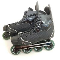 CCM Roller Blade SE Skate Sz 9 Shoe Mens Hockey Inline Skates Rollerblades