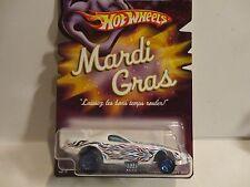 Hot Wheels Mardi Gras White Firebird Funny Car